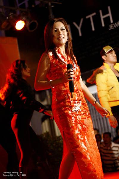 Jzelynn @ Penang CNY Open House Concert