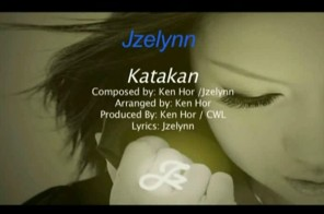 Jzelynn – Katakan (This is Me Jzelynn)